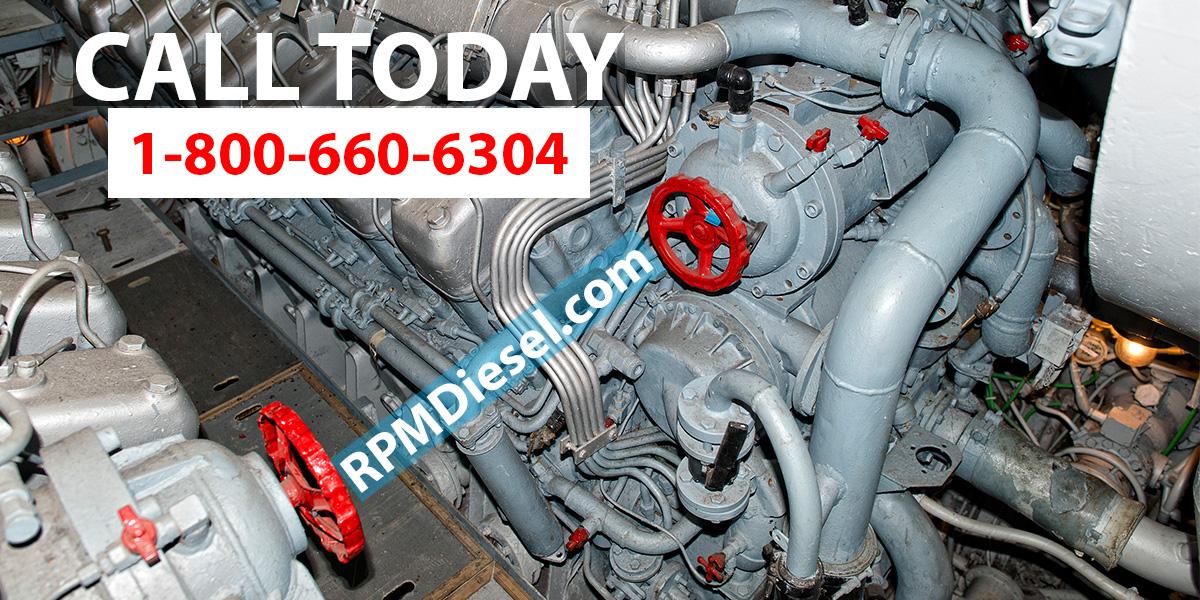 Marine Diesel Generator - Marine Diesel Engine Repair