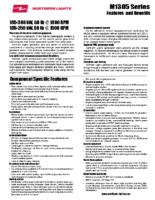 S155 M1305 spec sheet V1