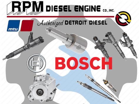 Bosch Diesel Injectors