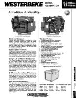 diesel generator 11.0-8.8 btdb
