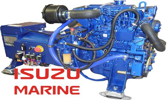 Isuzu Marine Diesel