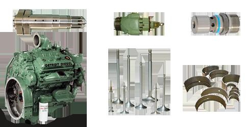 Marine Diesel Parts