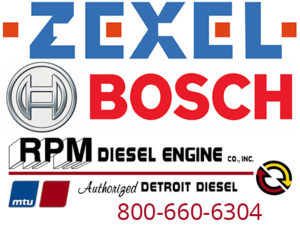 Zexel Injection Pump Repair - RPM Diesel Engine Co