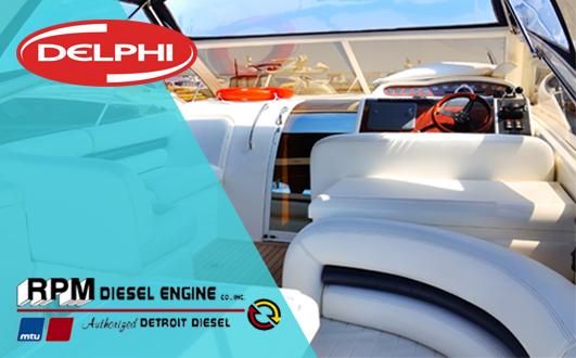 Delphi Diesel Fuel Injectors