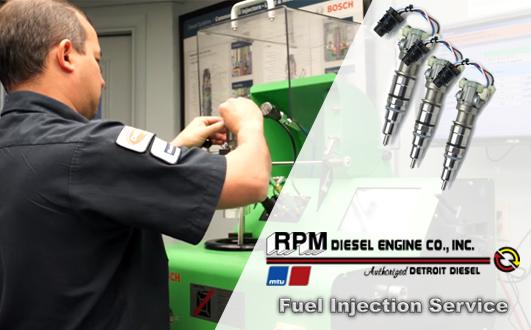Diesel Injector Service