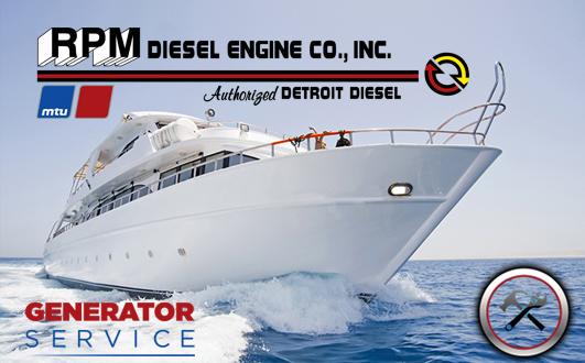 Diesel Generator Service