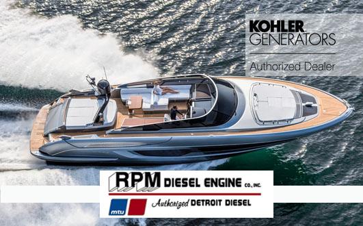 Kohler Marine Generator Parts