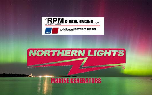 Northern Lights Diesel Generator