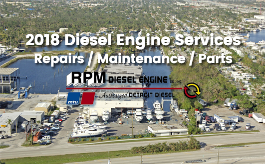 2018 Diesel Engine Services