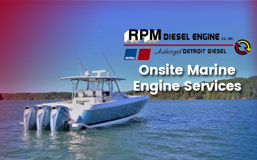 Onsite Marine Engine Services
