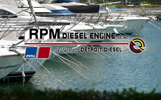 Detroit Diesel Engines Parts Online