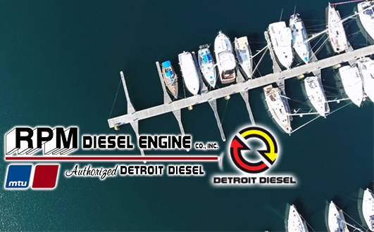 Detroit Diesel Parts Online | Florida Detroit Diesel Dealers
