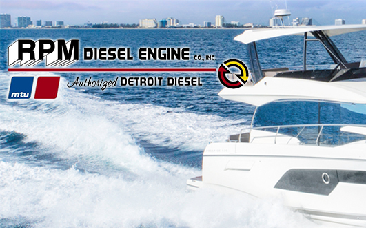 Marine Detroit Diesel Parts