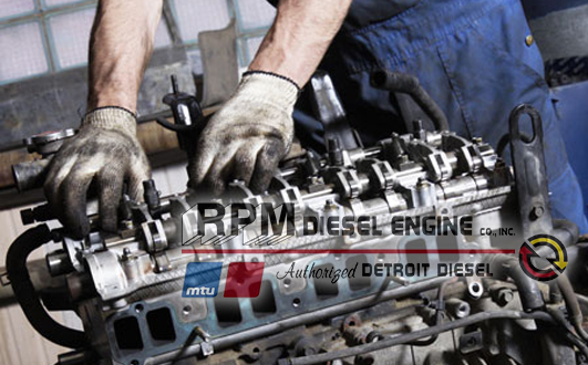Marine Engine Repair Specialist