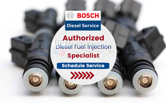 Bosch Authorized Repair
