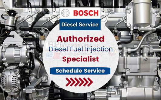 Bosch Diesel Service Center