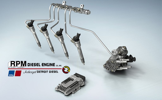 Diesel Engine Injectors