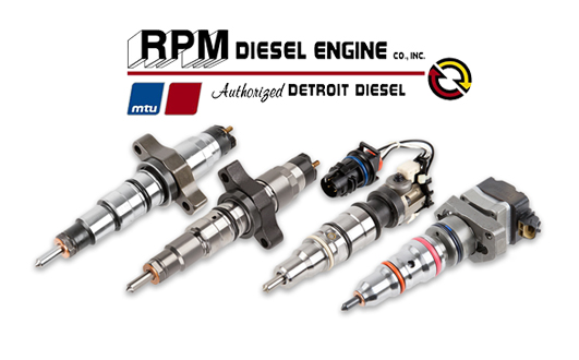 Rebuilt Fuel Injectors