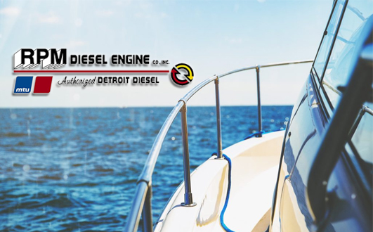 Detroit Diesel Marine Mechanic
