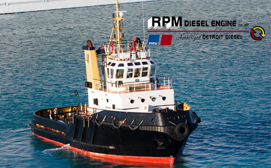 Marine Diesel Engine Repair Service Fort Lauderdale