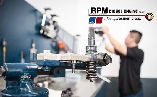 Diesel Injector Rebuild