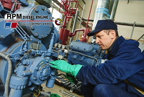 Marine Genset Repairs Ft Lauderdale