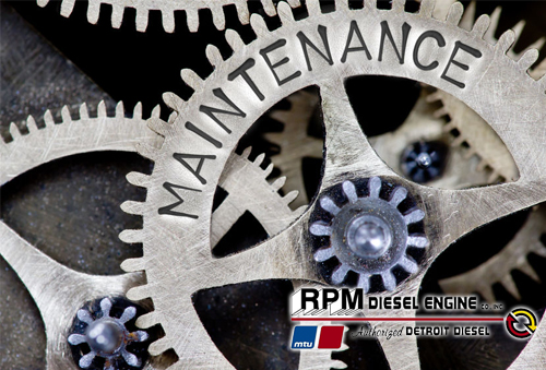 Generator MaintMarine Diesel Generator Services by RPMnance Companies