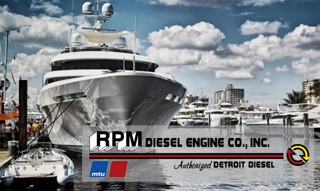 Marine Diesel Engine Companies
