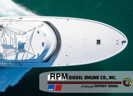 Ft Lauderdale Marine Diesel Services